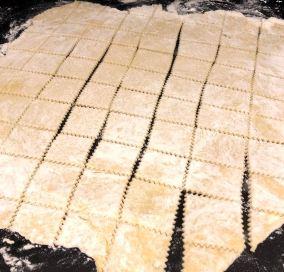 Pot pie dough
