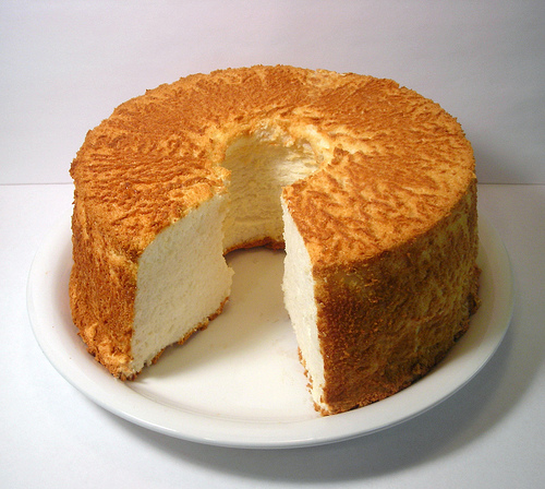 Angel food cake | My Grandmas' Recipes