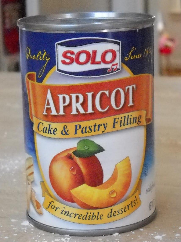 Solo apricot filling cake recipes